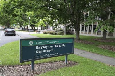 Jobless Washington state