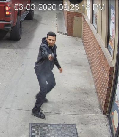Toppenish shooting suspect