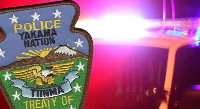 yakama tribal nation police standing