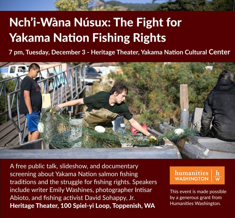 The Fight for Yakama Fishing Rights