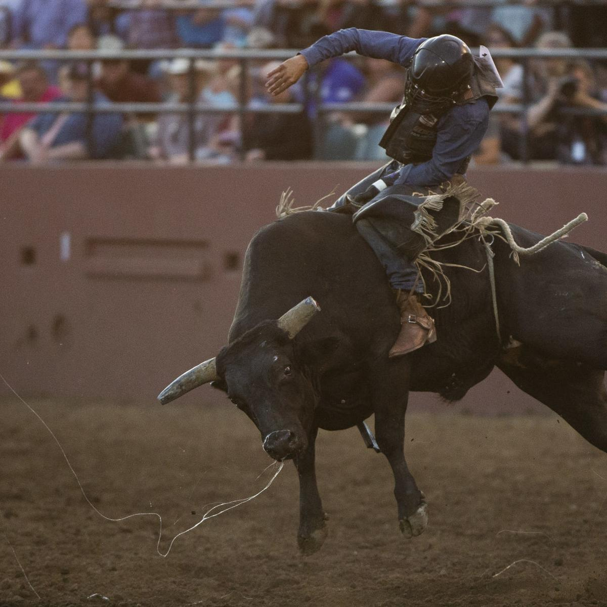 Familiar names in Ellensburg Rodeo finale | Professional
