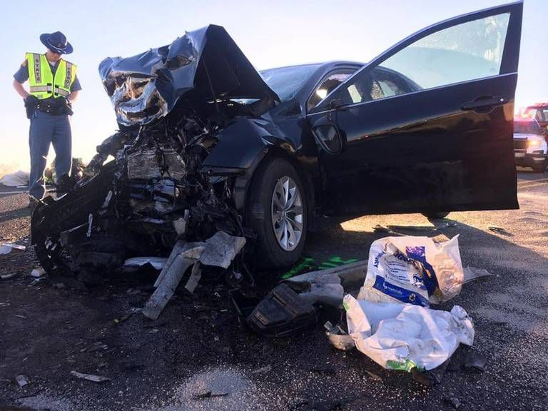 Update: Two-car crash claims life of Prosser man | Local