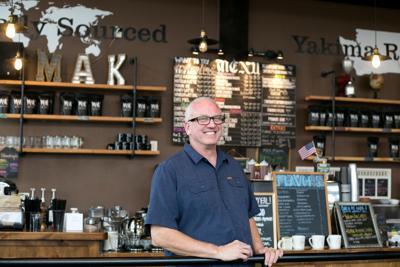 Take 5 with Mark Shervey, MAK Daddy Coffee Roasters