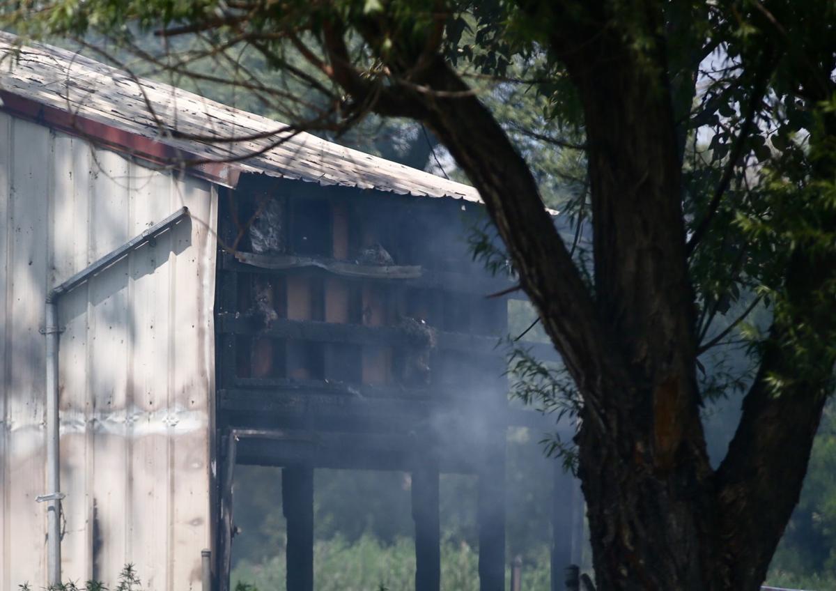 Yakima, Union Gap fire departments respond to blaze | Local