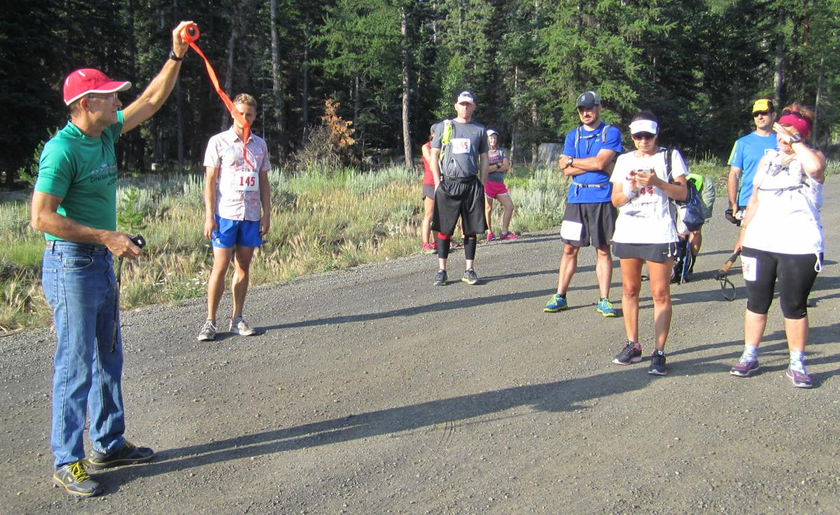 Bloodied but not beaten runners go the distance in grey for Landscaping rocks yakima