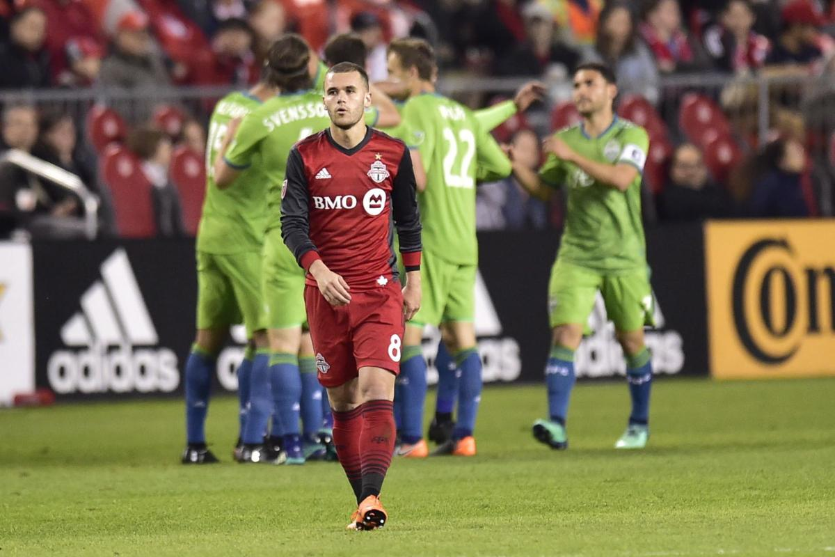 MLS Sounders Toronto FC Soccer
