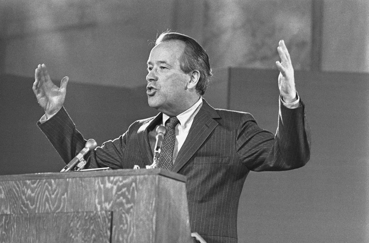 Jackson Running For President 1971
