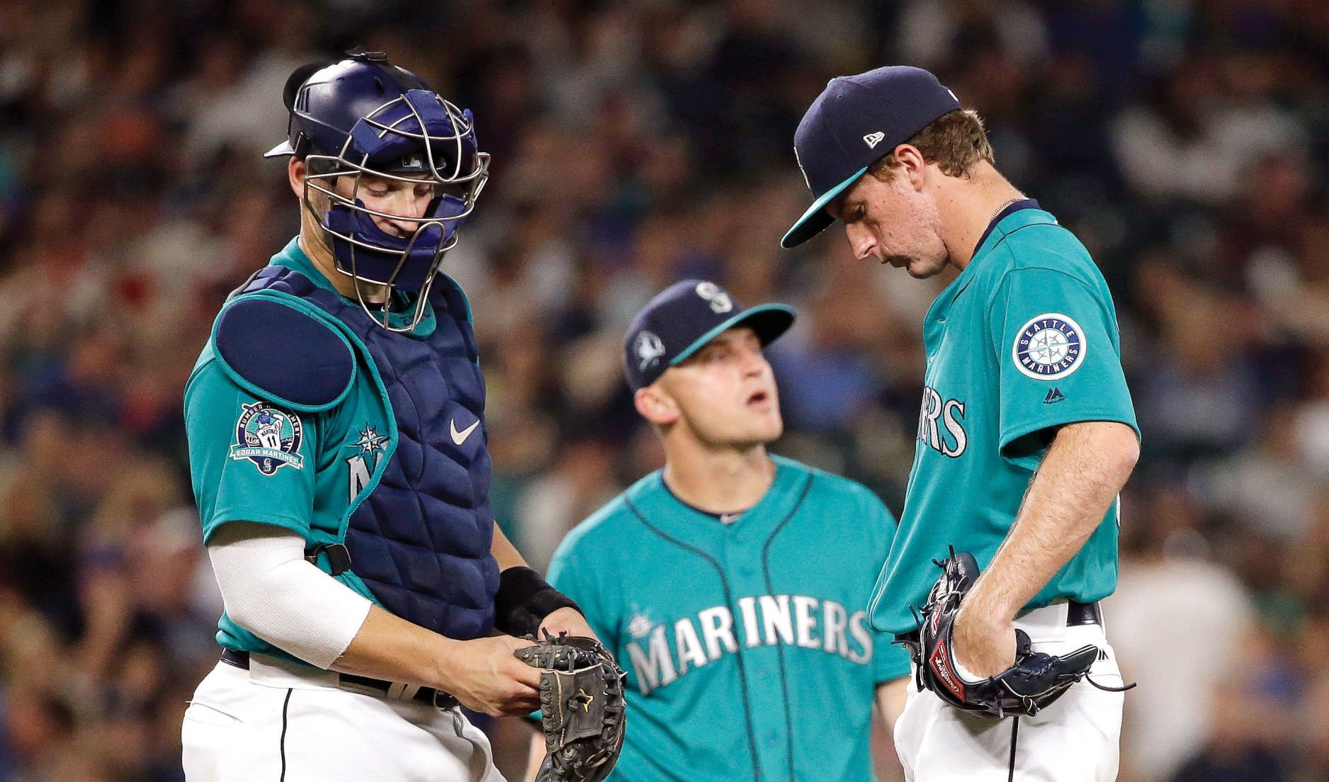 Mariners' James Paxton placed on 10-Day DL
