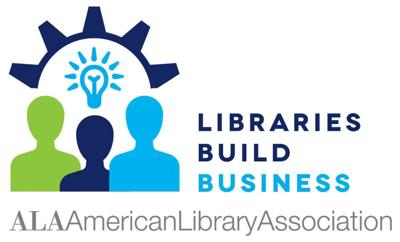 Libraries Build Business Logo