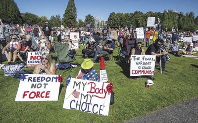 Cap Protest Saturday