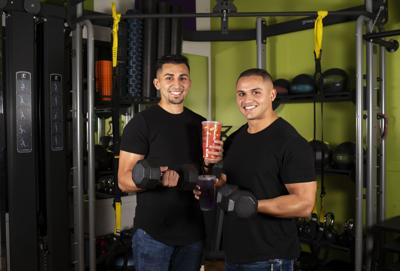 Take 5: Jaime and Joel De La Torre, Anytime Fitness and Bella Brew