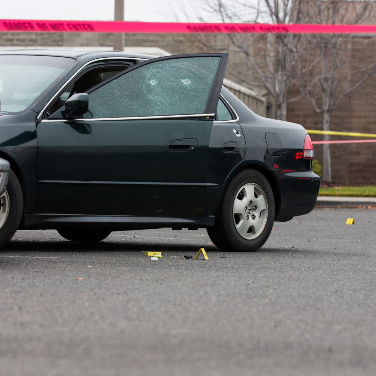Yakima County security officer opens fire on suspected car