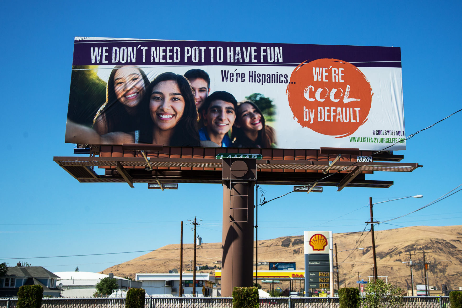 Washington Health Dept. Receives Community Backlash Over Yakima Billboard