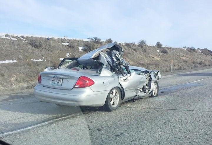 Yakima woman hurt in crash with semi near Ellensburg | Local