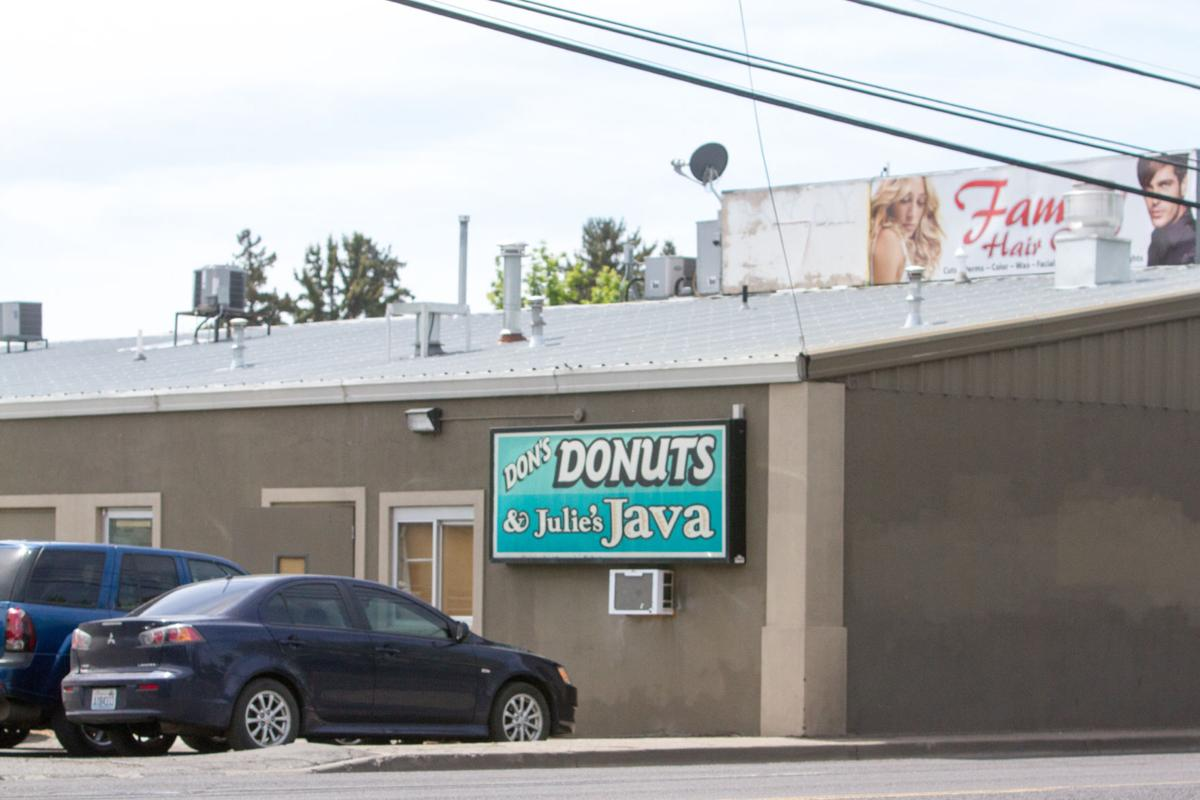 Don's Donuts and Julie's Java
