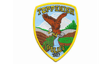 Toppenish Police patch