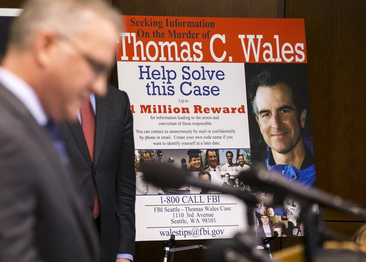The murder investigation of Thomas Wales