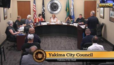 Yakima Council July 6, 2021