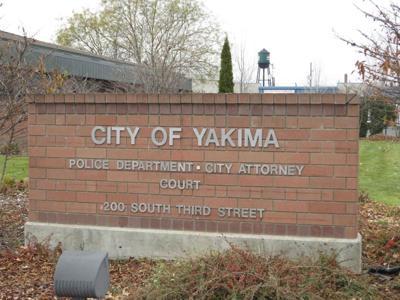 Yakima police station