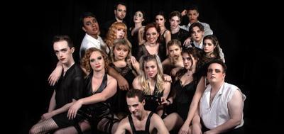 VISIONS-HPCT Cabaret Kit Kat Klub by Brad McMillan