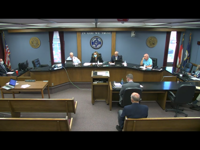 Speakers accuse Alamance County Commissioners of ignoring racist threats