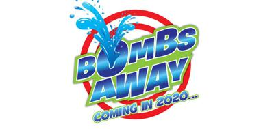 SPLISH 22626 Bombs Away Logo Target