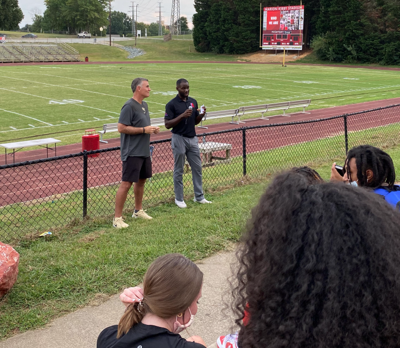 PAGE HIGH SCHOOL AND GET IN THE GAME ANNOUNCE NEW SOCIAL EQUITY INITIATIVE