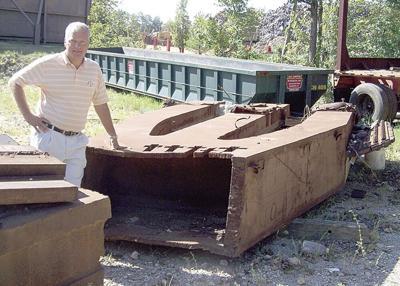 Local man recalls 9/11 demolition