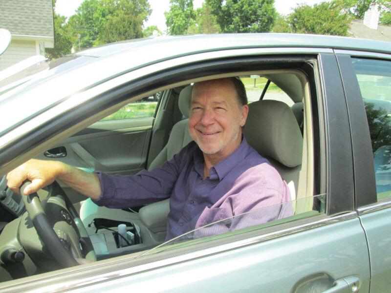Chuck Simpson Car