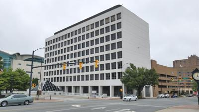 """FORMER """"SHOWPLACE WEST"""" BUILDING UNDER CONTRACT"""