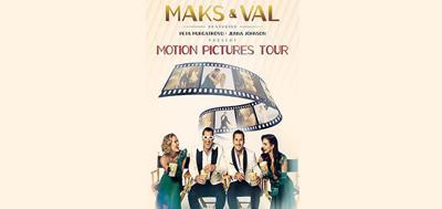 Maks & Val Tour – Admat