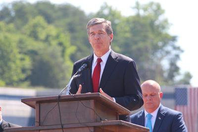 OPINION: Cooper Gets Caught Using a Democrat Political Firm To Conduct State Business
