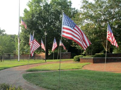 Community supports national days of remembrance