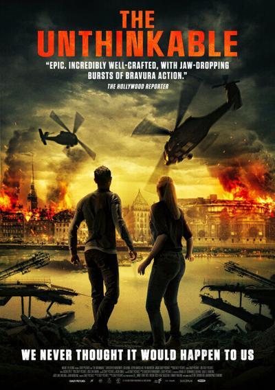 The Unthinkable:  Sweden under siege in apocalyptic thriller