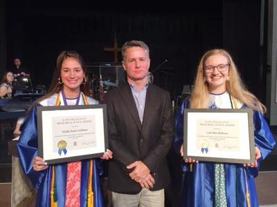 More than a memory: Memorial scholarships aid JPC seniors