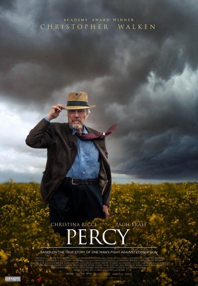 Percy vs. Goliath: The seeds of Walken's woe