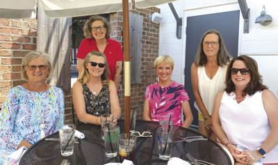 Support and service key to woman's club