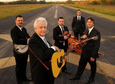 The North Carolina Folk Festival Returns to Downtown Greensboro – Bluegrass Legend Del McCoury to Perform on Opening Night