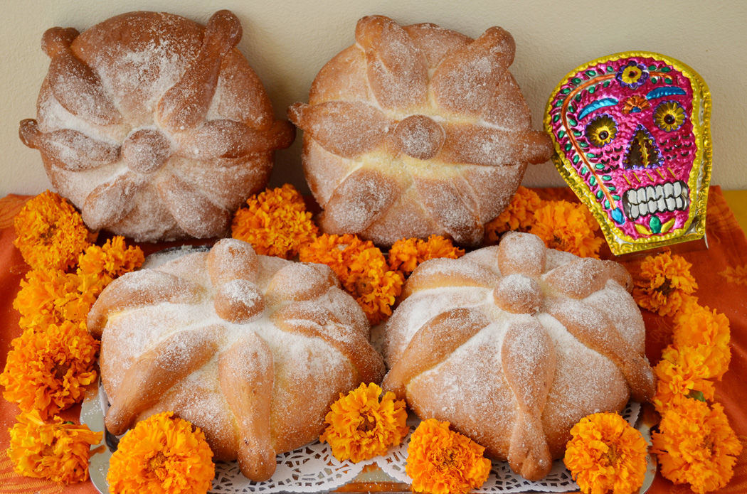 COVER-This week Pan de Muertos or Bread of the Dead can be found in Mexican bakeries across the Triad