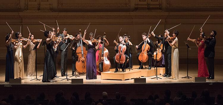 Sphinx Virtuosi, Carnegie Hall, 2017