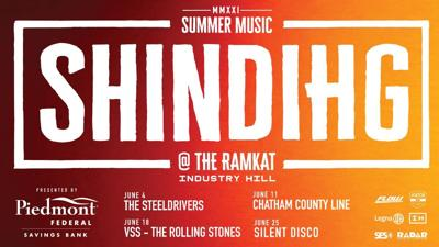 Shindihg Summer Music Series, Drive-By Truckers, Todd Snider & Watkins Family Hour!