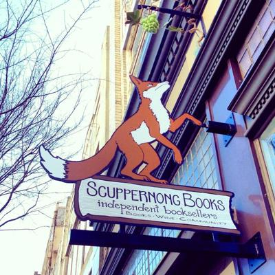Scuppernong Books is leaving Facebook