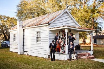Grammy-Winning Band Ranky Tanky Wrap up the 37th Season of An Appalachian Summer Festival