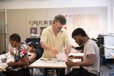 Winston-Salem State University Professor Scott J. Betz wins 2020 governors teaching award