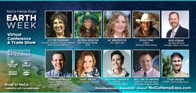 Top Headliners at NoCo Hemp Expo EARTH WEEK Virtual Conference & Trade Show Include USDA Chief of Hemp Production, Bill Richmond, Among Others