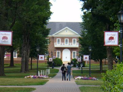 Professors protest 'gutting' of Guilford College