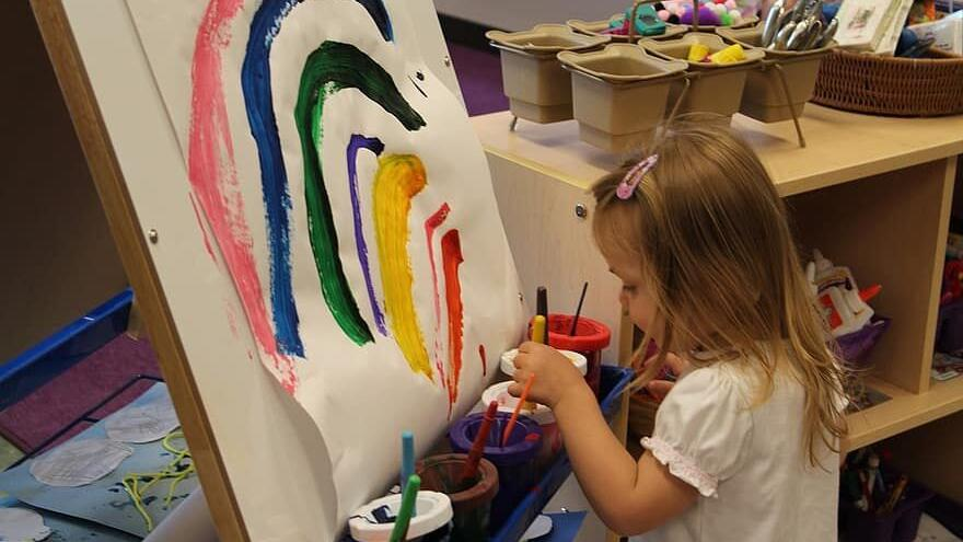 Parks and Recreation Hosts Virtual Family Paint Night February 5
