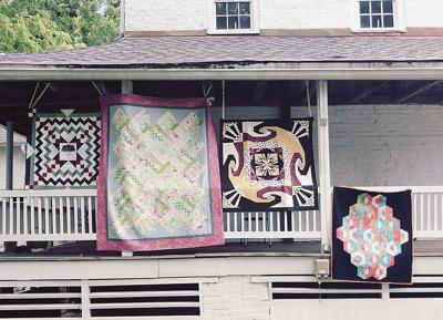 Every quilt tells a story: Quilt exhibit planned for Mendenhall Homeplace