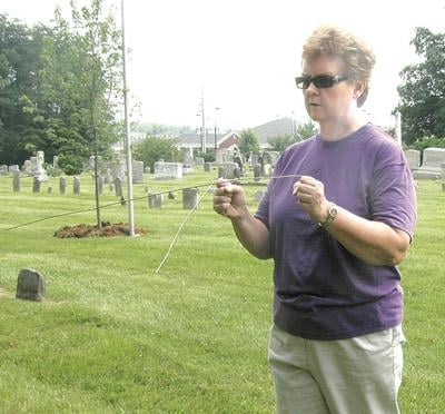 Grave dowsing: fact or fiction … or just fun?
