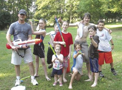 Notes from Norma: Family bonds at annual backyard campouts